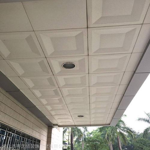 铝扣板平面吊顶-跌级吊顶是什么又怎么装