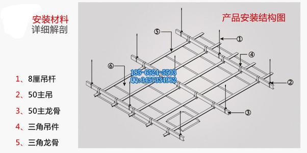 铝扣板吊顶计价方式-多种风格不同材料供你挑选