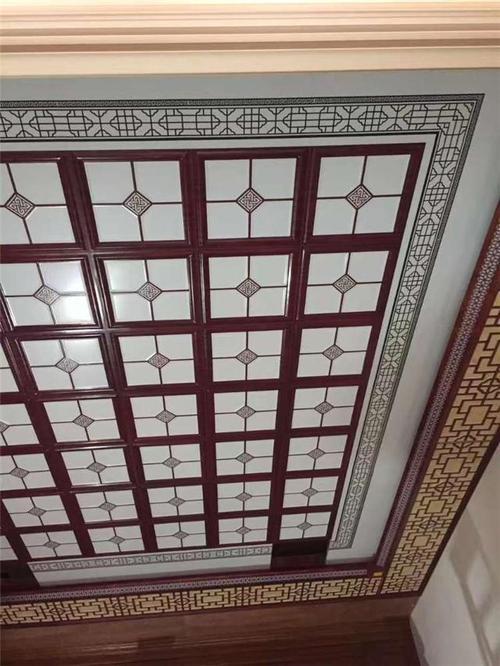 吊顶长型铝扣板-铝扣板厂家总结之吊顶铝扣板尺寸有哪些