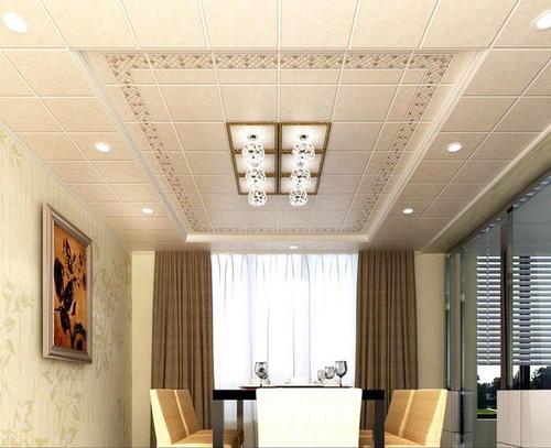 酒店厨房铝扣板-工程铝扣板厂家之酒店铝扣板吊顶行不行