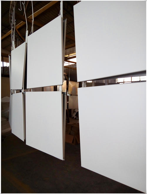 贵州铝扣板厂家-铝方通和铝格栅的差异