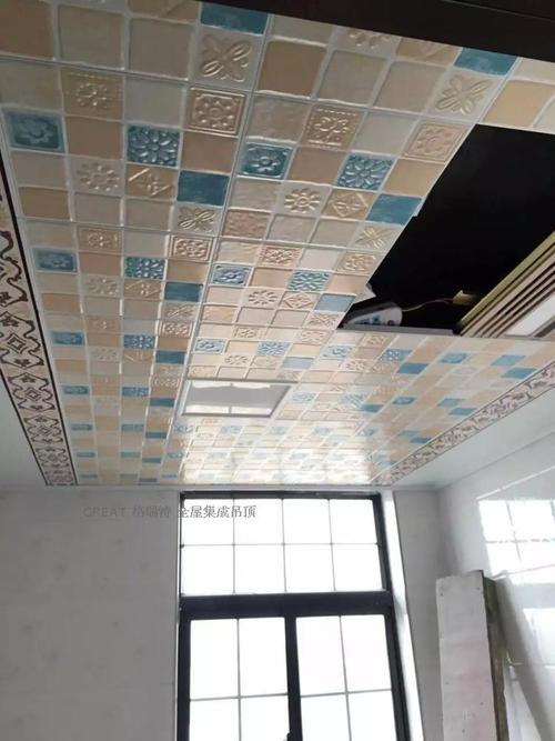 山西铝扣板厂-跟着客厅铝扣板吊顶厂家学客厅吊顶怎么装