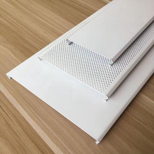 工程铝扣板图片大全-铝格栅吊顶工艺流程