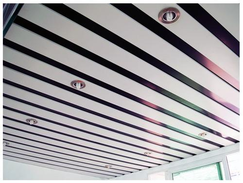 扣板吊顶使用寿命-这里铝扣板吊顶优缺点这么详细