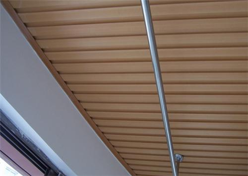 铝扣板材料有哪几种-工装吊顶选铝扣板