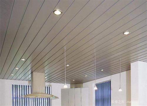 下吊顶铝扣板的方法-铝扣板吊顶选购方法你值得拥有