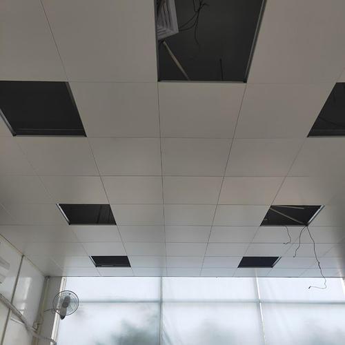铝扣板吊顶多少平方米-这些是铝扣板吊顶必备辅料