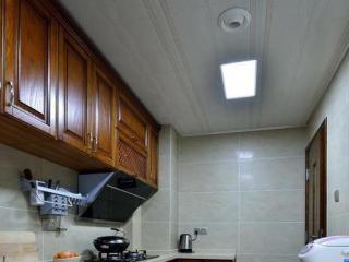 新中式铝扣板吊顶效果图-厨房铝扣板吊顶厂家为你介绍