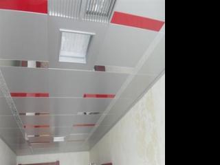 客厅铝扣板客厅吊顶图-客厅铝扣板吊顶厂家告诉你