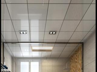 怎么样做铝扣板吊顶效果图-客厅吊顶效果图有哪些
