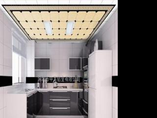 厨卫铝扣板吊顶-看看常用厨卫吊顶材料在决定