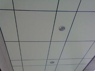 铝扣板吊顶工艺图集-铝扣板吊顶的处理工艺
