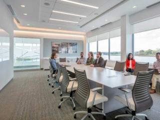 客厅吊铝扣板效果图片大全-轻奢客厅铝蜂窝板吊顶效果怎么样