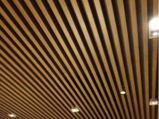 铝扣板吊顶厂家-铝扣板吊顶不平整