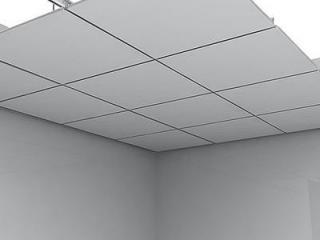 轨道铝扣板-商场铝扣板吊顶怎么装