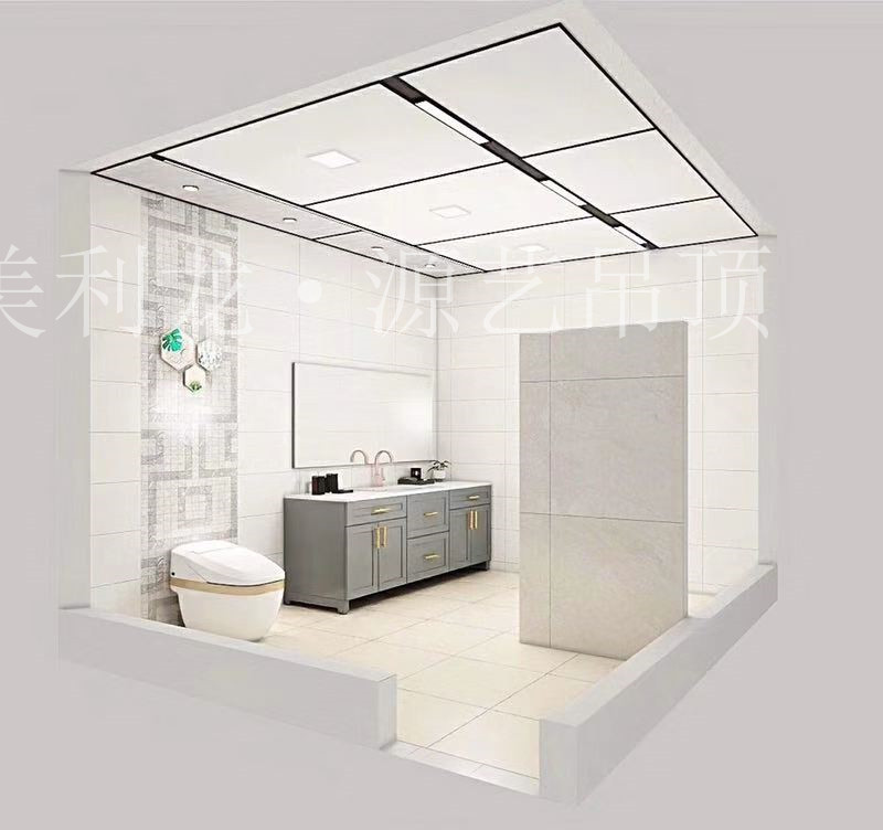 卫生间铝蜂窝板吊顶