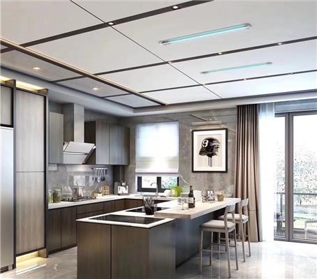 厨房铝蜂窝板吊顶